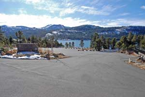 photo of Launch Ramp Facility at Caples Lake on Carson Pass, CA